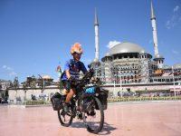 Južnoafrički biciklista prešao 8.800 kilometara s ciljem dizanja svijesti o autizmu