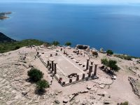 Assos, drevni grad u Turskoj nastanjen prije 3.000 godina
