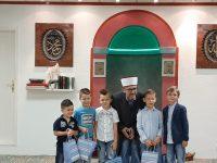 BKC Frankfurt: Dova pred polazak prvačića u školu