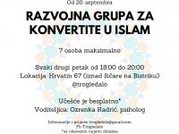 Razvojna grupa za konvertite u islam
