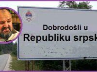 """Prof. Fahrudin Sinanović: Republika srpska se piše ovako, velikim """"S"""" joj dajemo epitet države"""