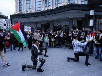 Demonstranti u Briselu pozvali na bojkot proizvoda iz Izraela