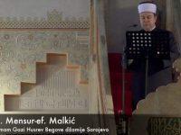 Hutba iz Begove džamije: Imetak koji udjelite drugima je u vašu korist