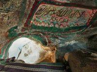 Ovo je pećina u kojoj su se krili Poslanik i Ebu Bekr