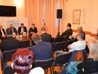 """Predstavljena knjiga """"Bošnjačka emigracija – izazovi i perspektive"""" autora mr. Admira Lisice"""