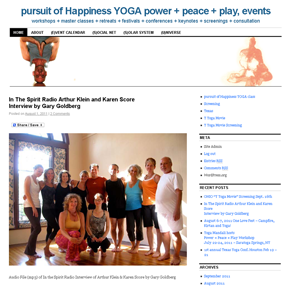 Events @ Pursuit of Happiness YOGA http://events.PursuitofHappinessYOGA.com