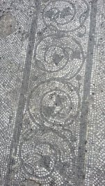 Sacred geometry in this ancient road in Aquileia. Photo taken by Trina Otero with Samsung Galaxy Note 2.