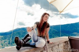 Lake Bled Castle, Slovenia, June 2013. Photo © Deja'vu Gallery