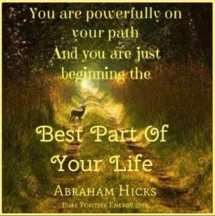 Quote from Abraham Hicks