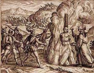 Christopher Columbus, Taino, Taino massacre, Arawaks