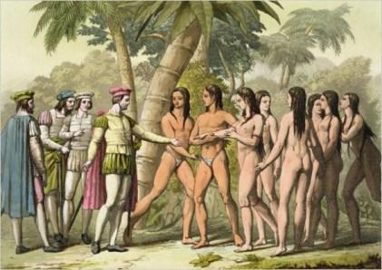 Taino, Taino massacre, Arawaks