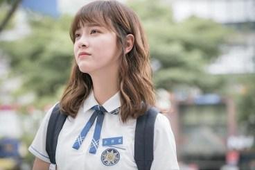 School 2017 stills Kim Se jeong