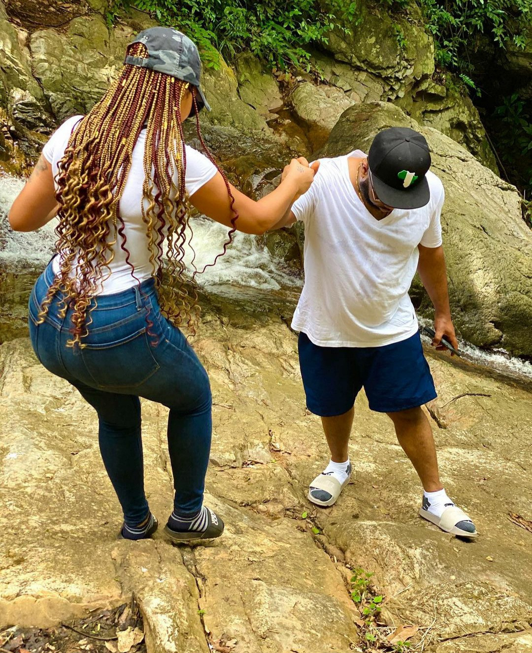 Rosy Meurer writes open letter to husband Churchill as she shares new photos of them together
