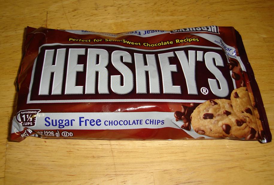 Chocolate Chip Cookies Sugar Free