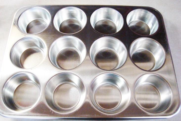 Aluminium Muffin Pan