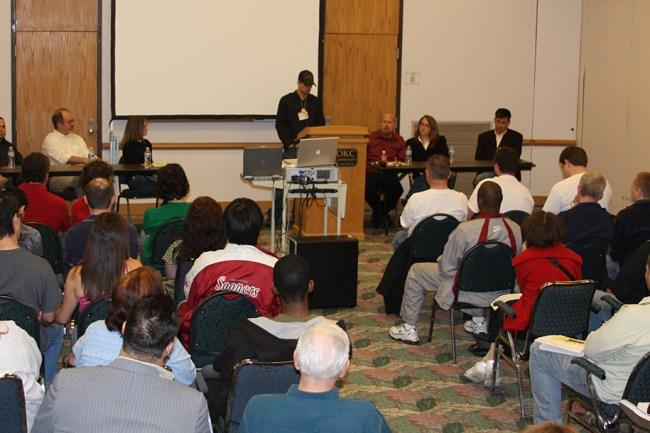 OEGE 2009 Speaker sessions