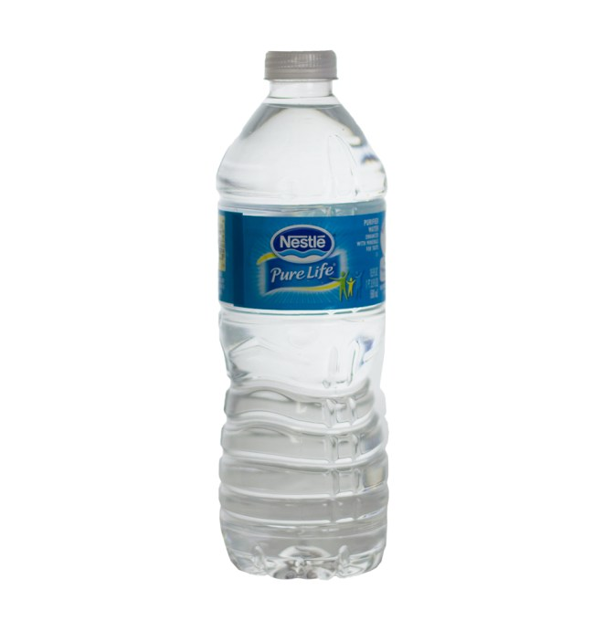 I prefer Nestle Pure Life Water
