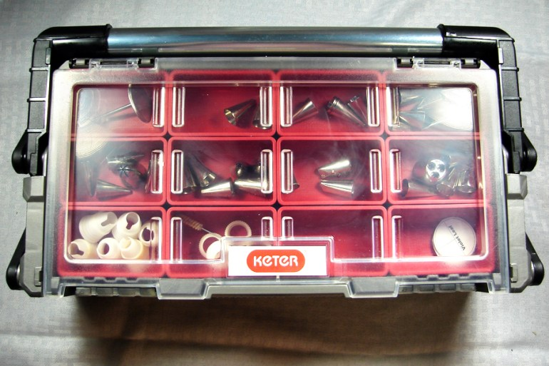 Akram's Ideas : Frosting Toolbox