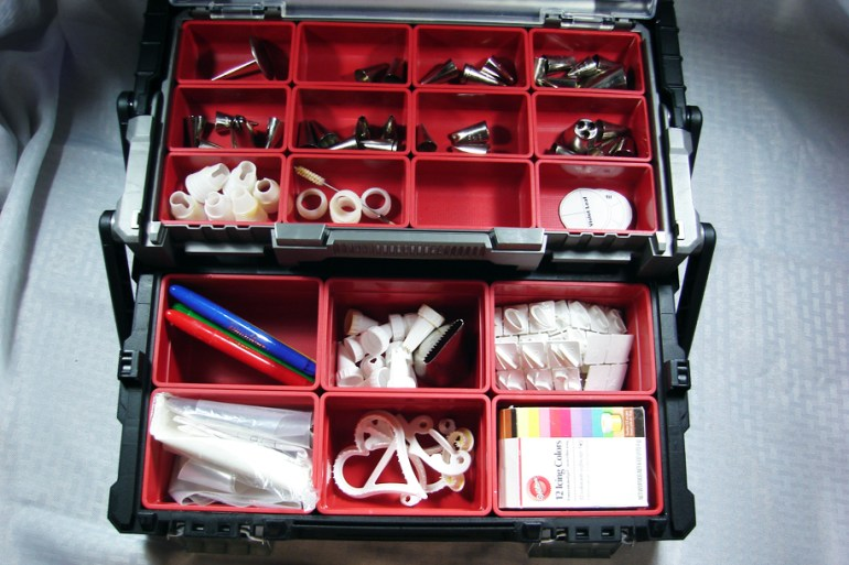 Akram's Ideas: Frosting Toolbox