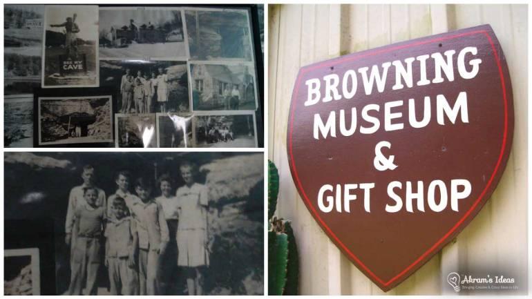 Bluff Dweller's Cavern Museum