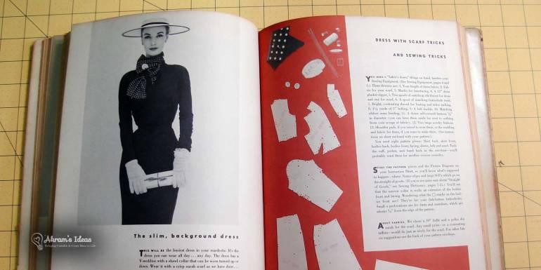 Vogue's Black dress is sheer elgance