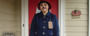 Paddington Bear Costume