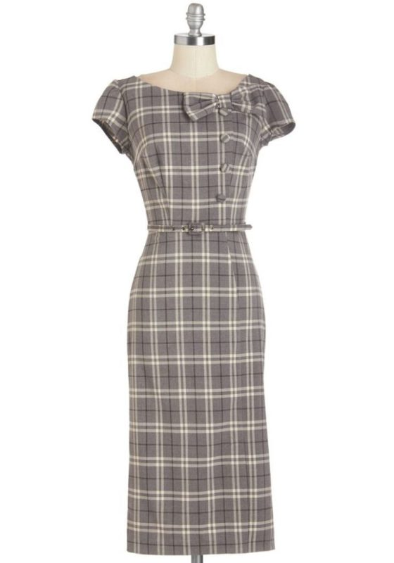 Demure the Best Dress by ModCloth