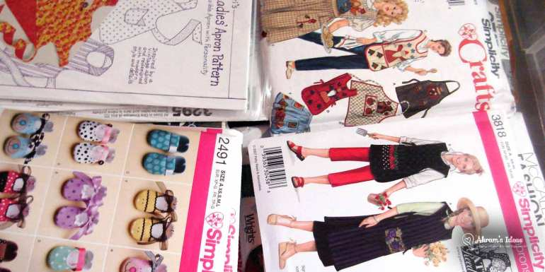 Vintage and Modern Craft Patterns