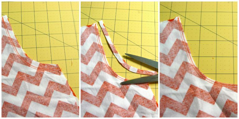 Akram's Ideas: Turkey Dress Armhole Solution