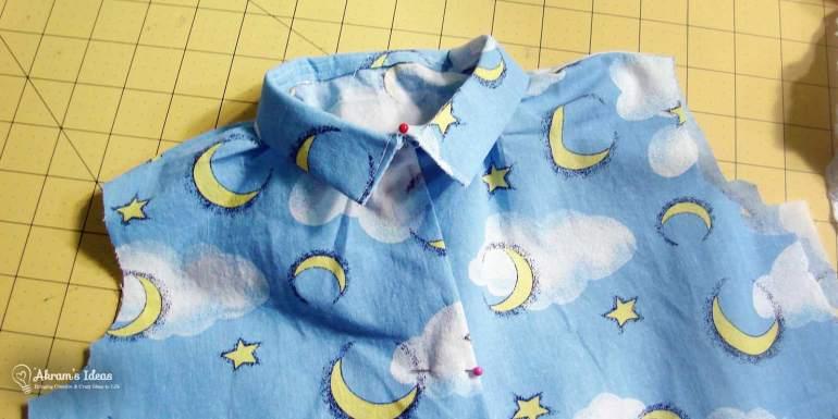Akram's Ideas: Vintage Simplicity 5103 Pajama shirt construction
