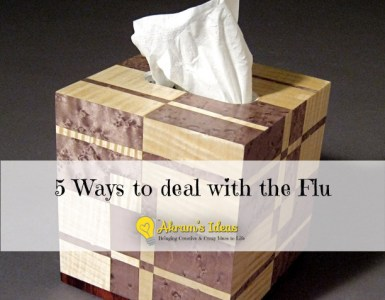 5 Ways to Deal with the Flu