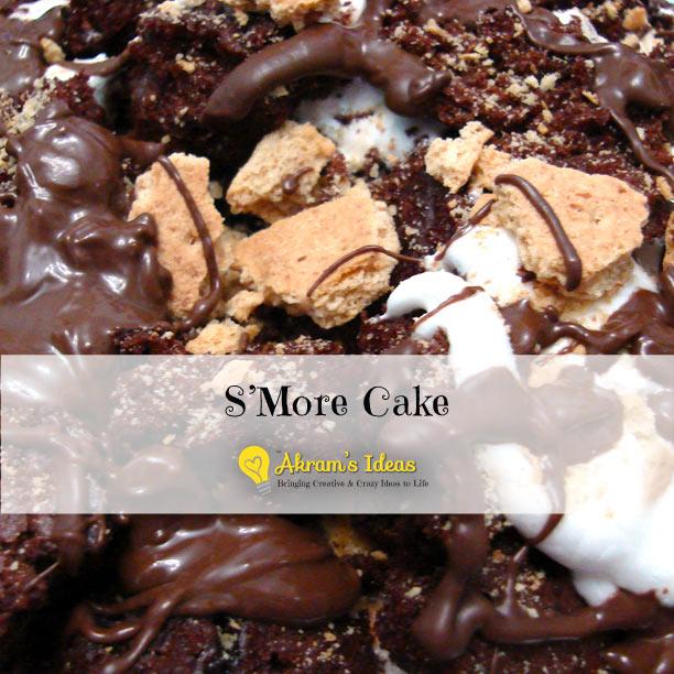 S'More Cake