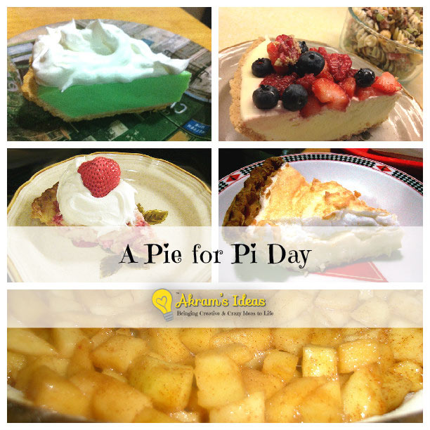 A Pie for Pi Day