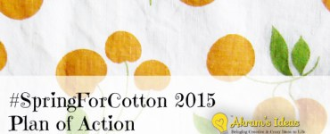 #SpringForCotton 2015 Plan of Action