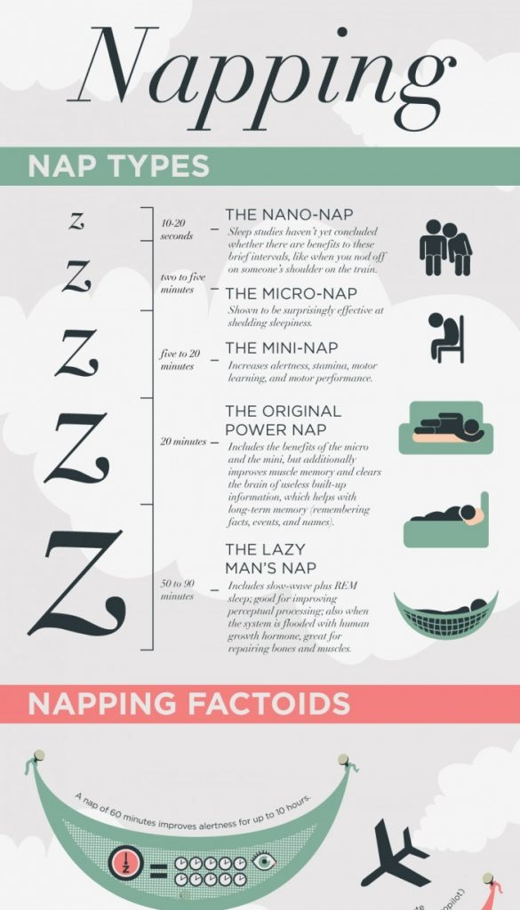 Napping Facts [click to see more]