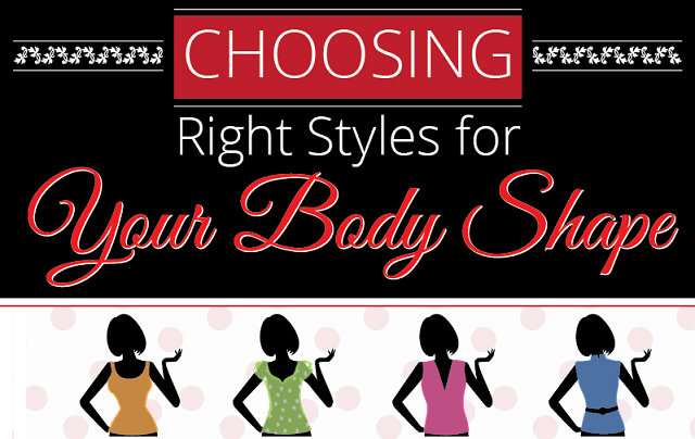Choosing the Right Style for your Body Shape