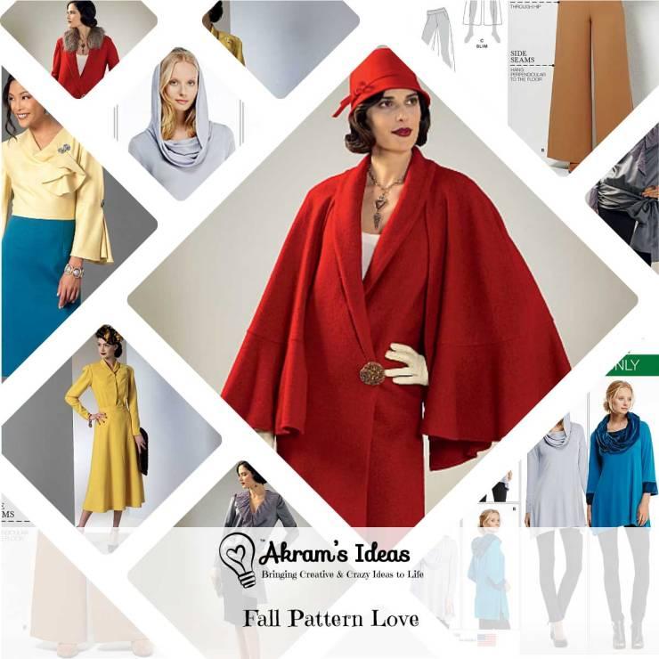 Akram's Ideas : Fall Pattern Love