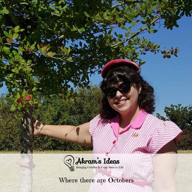 Akram's Ideas : Where there are Octobers