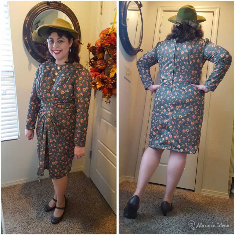Akram's Ideas: Simplicity 1777 Completed