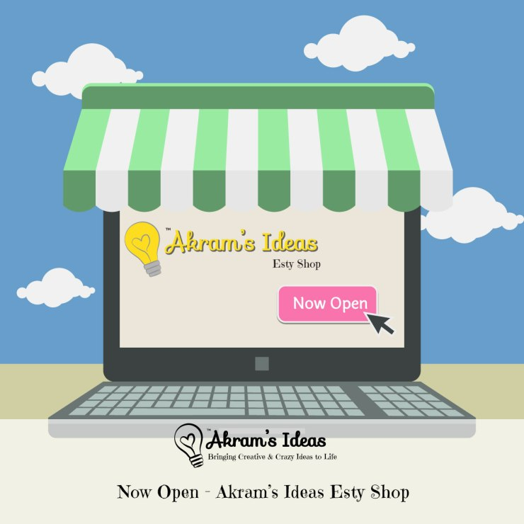 Akram's Ideas - Esty Shop