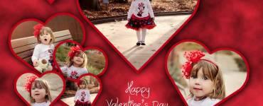 Akram's Ideas: Make a Valentine Photo Collage with Photoshop