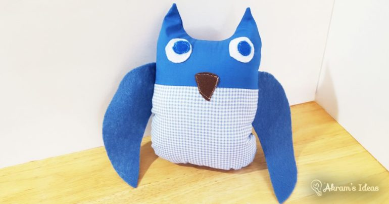 Blueberry Owl