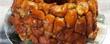 Akram's Ideas: Apple Monkey Bread