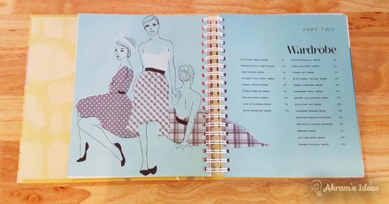 Akram's Ideas: Gertie's Ultimate Dress Book