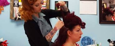 Review and recap of the Cherry Dollface Hair & Makeup Tulsa Workshop this past weekend. I learned a lot of tips and techniques that were totally worth it.