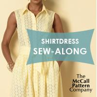 McCalls Shirtdress Sew-along 2016