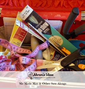 A quick roundup of current and upcoming sew-alongs along with the Me Made May challenge.
