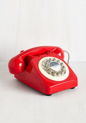 Modcloth Ring True Desk Phone
