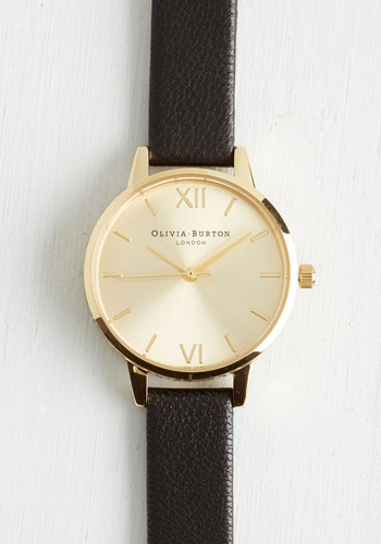 Modcloth Undisputed Class Watch