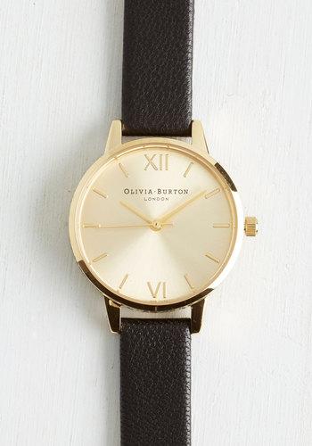 Modcloth Undisputed Class Watch